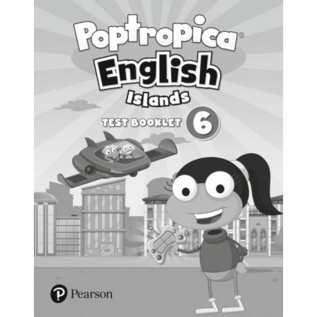 Poptropica English Islands Level 6 Test Book