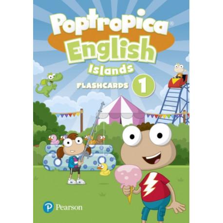 Poptropica English Islands Level 1 Flashcards