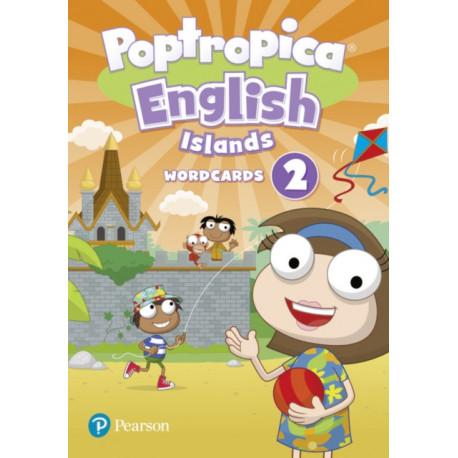 Poptropica English Islands Level 2 Wordcards