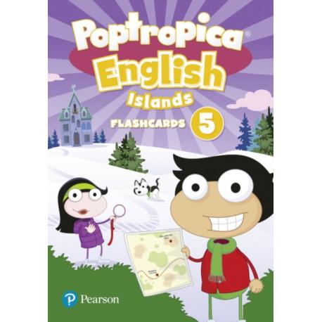 Poptropica English Islands Level 5 Flashcards