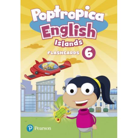 Poptropica English Islands Level 6 Flashcards