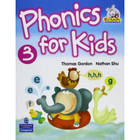 Phonics for Kids STUDENT BOOK3