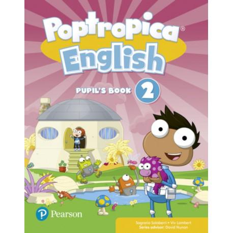 Poptropica English Level 2 Pupil's Book