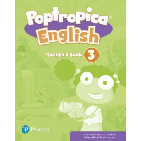 Poptropica English Level 3 Teacher's Book