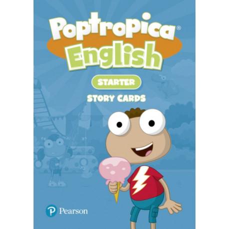 Poptropica English Starter Storycards