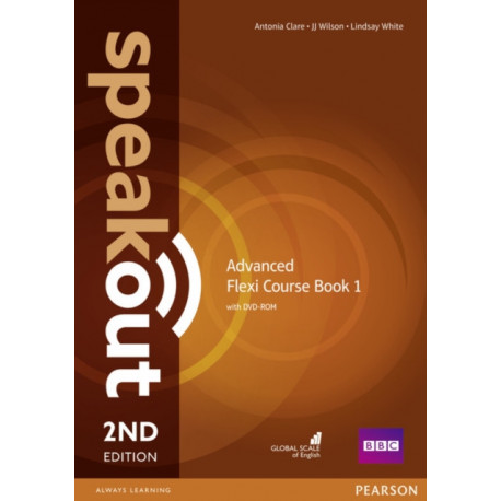 Speakout Advanced 2nd Edition Flexi Coursebook 1 Pack