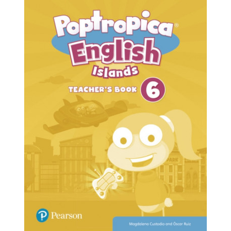 Poptropica English Islands Level 6 Teacher's Book with Online World Access Code + Test Book pack