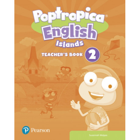 Poptropica English Islands Level 2 Teacher's Book with Online World Access Code + Test Book pack