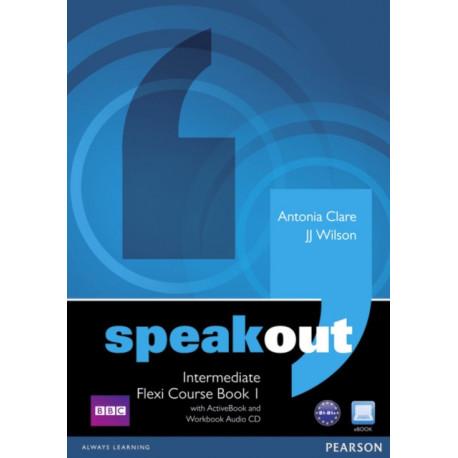 Speakout Intermediate Flexi Course Book 1 Pack