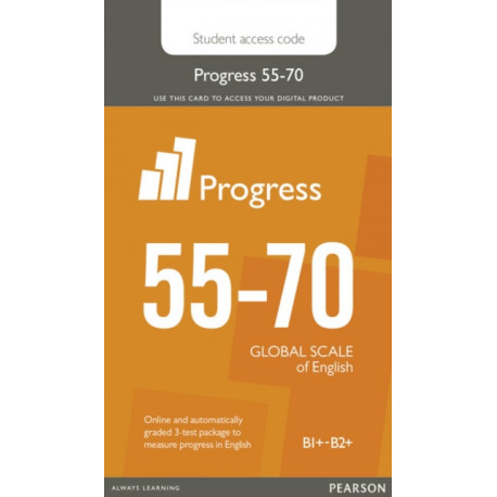 Progress 55-70 Student Access Card: Industrial Ecology
