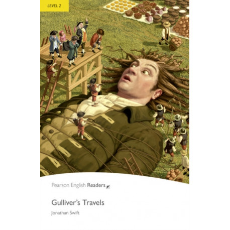 Level 2: Gulliver's Travels Book and MP3 Pack: Industrial Ecology