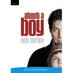 Level 4: About a Boy Book and Multi-ROM with MP3 Pack: Industrial Ecology