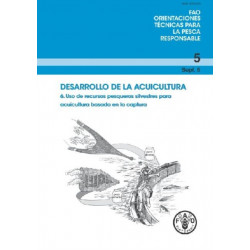 Aquaculture Development: Use of Wild Fishery Resources for Capture-Based Aquaculture, Spanish Edition