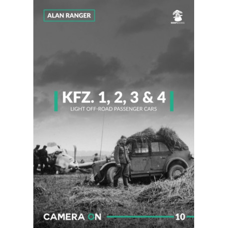 Kfz. 1, 2, 3 & 4: Light Off-Road Passenger Cars