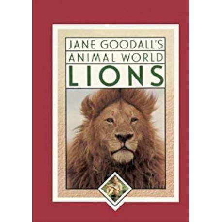Jane Goodall's Animal World, Lions: Jane Goodall Library