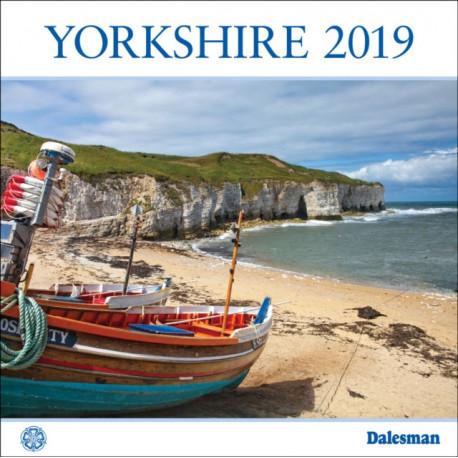 Yorkshire Square 2019 Calendar