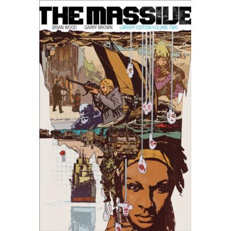Massive, The: Library Edition Volume 2