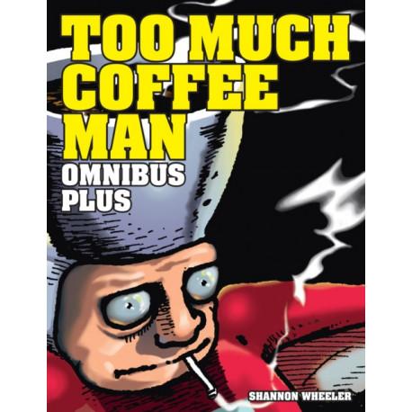 Too Much Coffee Man Omnibus Plus