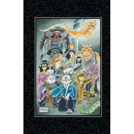 The Usagi Yojimbo Saga: Legends Limited Edition