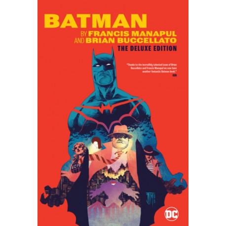 Batman by Francis Manapul and Brian Buccellato