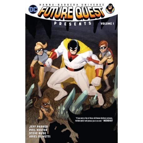 Future Quest Presents Vol. 1