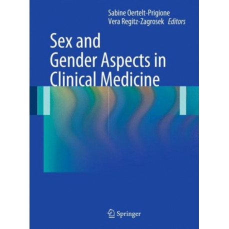 Sex and Gender Aspects in Clinical Medicine