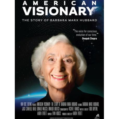 American Visionary DVD: The Story of Barbara Marx Hubbard