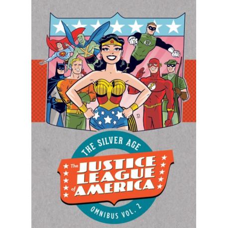 Justice League of America: The Silver Age Omnibus Vol. 2