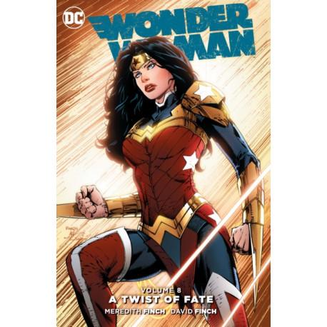 Wonder Woman Vol. 8: A Twist of Faith: A Twist of Faith