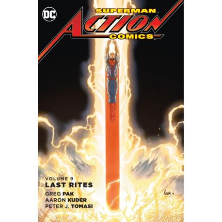 Superman-Action Comics Vol. 9