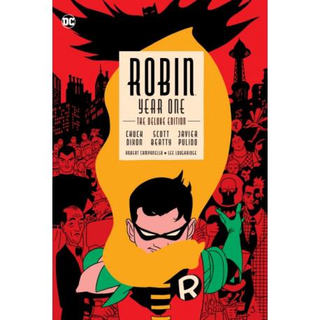 Robin:: Year One