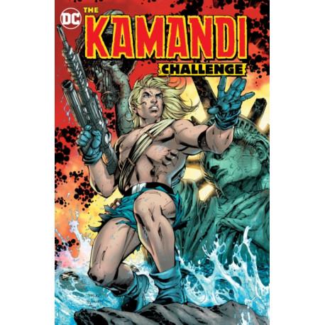 Kamandi Challenge