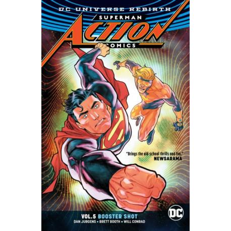 Superman: Action Comics Volume 5:Rebirth