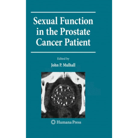 Sexual Function in the Prostate Cancer Patient