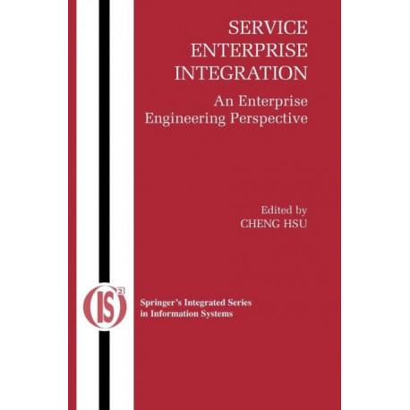 Service Enterprise Integration: An Enterprise Engineering Perspective