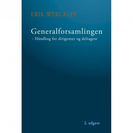 Generalforsamlingen: håndbog for dirigenter og deltagere