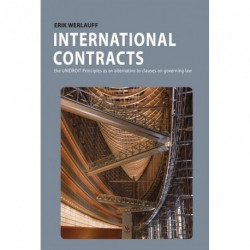 International Contracts: the UNIDROIT Principles as an alternative to clauses on governing law