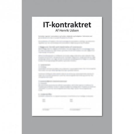 IT-kontraktret