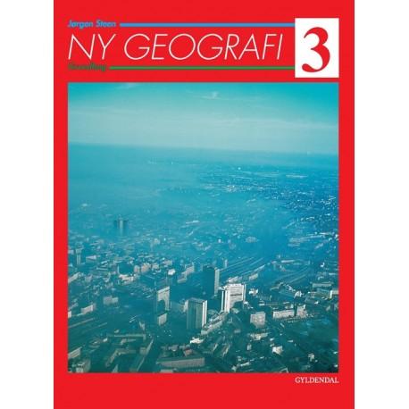 Ny geografi 3: grundbog