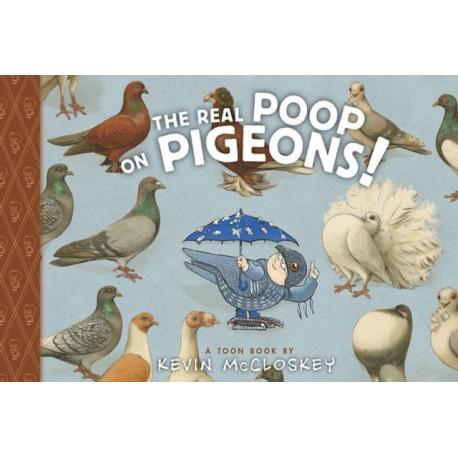 Real Poop on Pigeons
