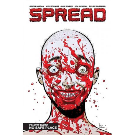 Spread Volume 3: No Safe Place