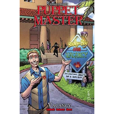 Puppet Master Volume 5: Vacancy