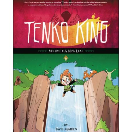 Tenko King Volume 1: A New Leaf