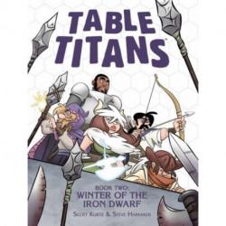 Table Titans Volume 2: Winter of the Iron Dwarf