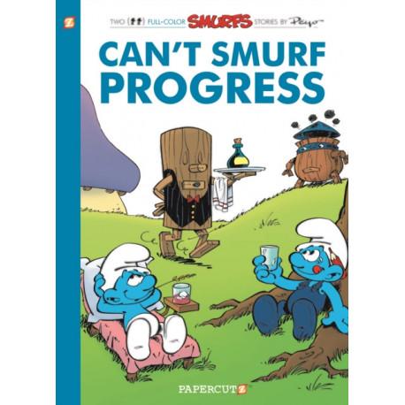 Smurfs -23: Can't Smurf Progress