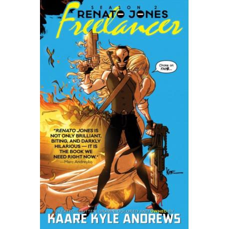 Renato Jones Season Two: The Freelancer