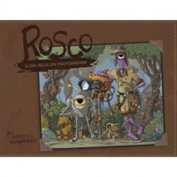 Rosco Alien Wildlife Photographer