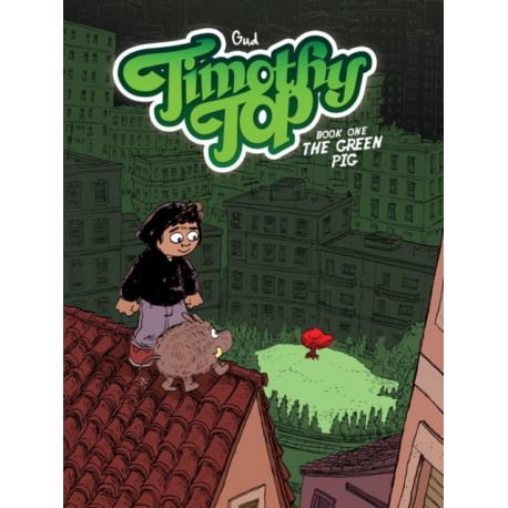 Timothy Top Book One