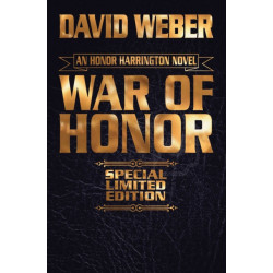 War of Honor Leatherbound Edition