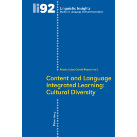 Content and Language Integrated Learning: Cultural Diversity